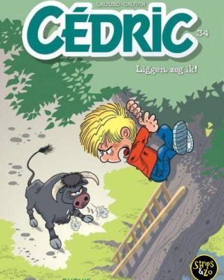 Cedric 34 Liggen zeg ik