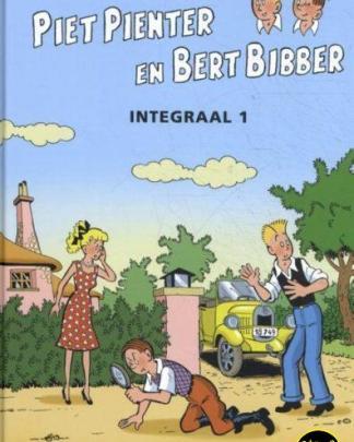 Piet Pienter en Bert Bibber Integraal scaled