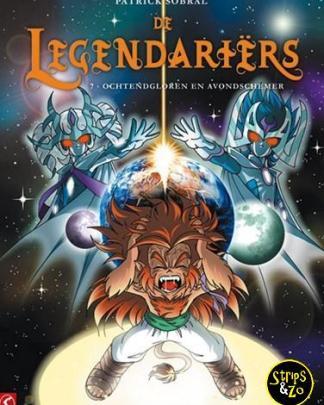 Legendariërs, De 7 - Ochtendgloren en avondschemer