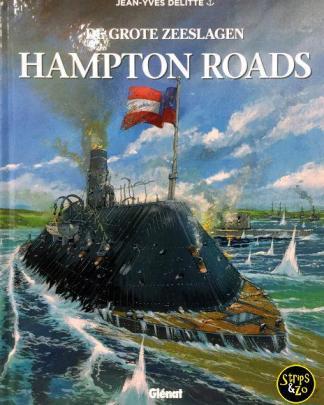 Grote zeeslagen, de 5 - Hampton Roads