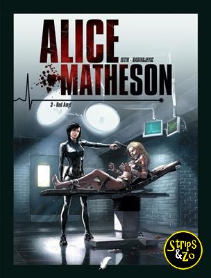 Alice Matheson 3 - Red Amy!