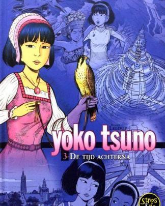 Yoko Tsuno Integraal 3 De tijd achterna