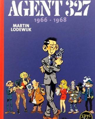 Agent 327 - Integraal 1 - 1966 - 1968