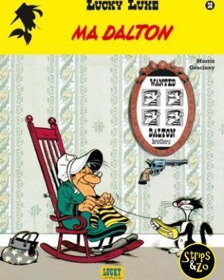 Lucky Luke 38 Ma Dalton