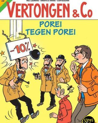 Vertongen & Co 23 - Porei tegen Porei