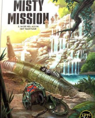 Misty Mission 3 - In de Hel als in het Vagevuur