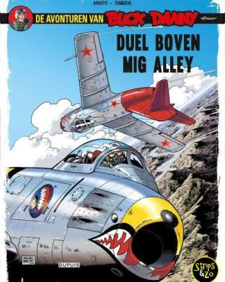 Buck Danny Classic 2 – Duel boven Mig Alley