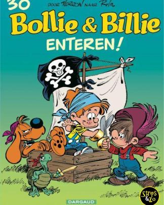 Bollie en Billie 30 – Enteren