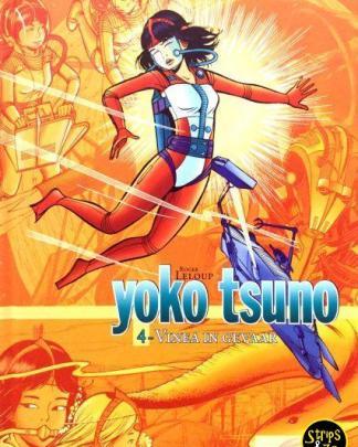 Yoko Tsuno Integraal 4 Vinea in gevaar
