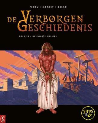 Verborgen Geschiedenis 34 - De zwarte Messias