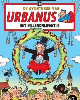 urbanus 182 Het billenknijpertje