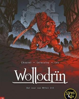 Wollodrin 8 - Het vuur van Wffnir 2/2