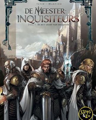 De Meester-Inquisiteurs 6 - In het licht van de chaos