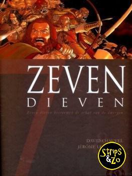 Zeven 2 - Zeven dieven