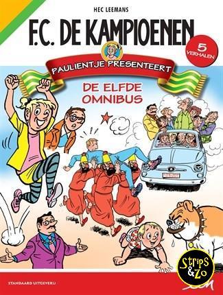 FC de kampioenen omnibus 11