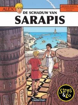 Alex 31 - De schaduw van Sarapis