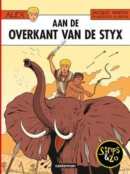 Alex 34 - Aan de overkant van de Styx