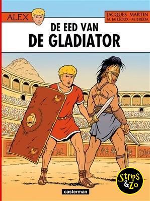 Alex 36 - De eed van de gladiator