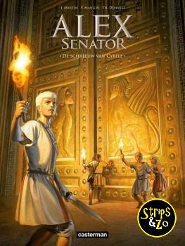 Alex Senator 5 - De schreeuw van Cybele