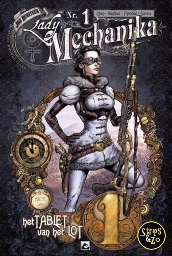 Lady Mechanika 4 - Het tablet van het lot 1/3