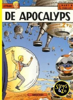 Lefranc 10 - De apocalyps