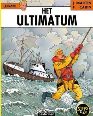 Lefranc 16 - Het ultimatum
