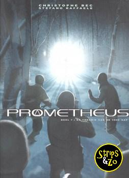Prometheus 7 - De theorie van de 100e aap