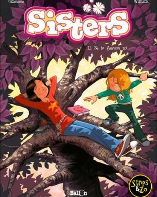 Sisters 11 - Ze is gewoon zo!
