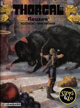 Thorgal 22 - Reuzen