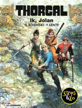 Thorgal 30 - Ik, Jolan
