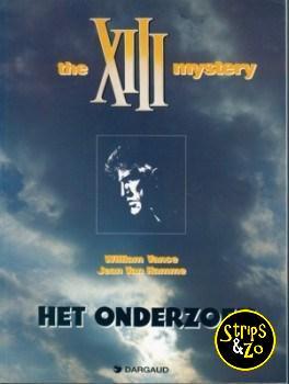 XIII 13 - Het onderzoek