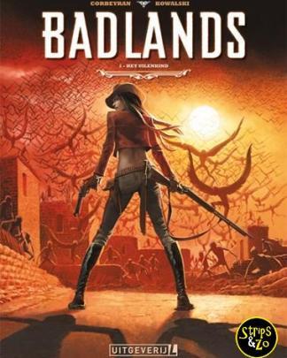 Badlands 1 - Het uilenkind
