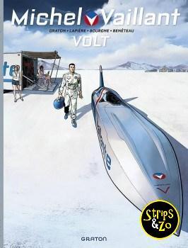 Michel Vaillant SC - Seizoen 2 - 2 - Volt