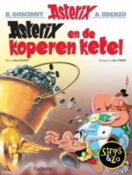 Asterix 13 - Asterix en de koperen ketel