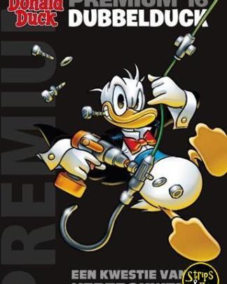 Donald Duck - Premium 16 - DubbelDuck - Een kwestie van vertrouwen