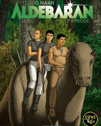 Terug naar Aldebaran 2 - 2e Episode