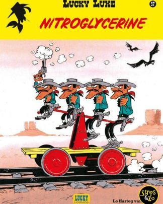 Lucky Luke - Relook 57 - Nitroglycerine