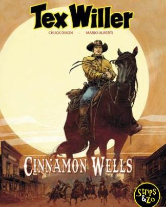 Tex Willer - Kleur 7 - Cinnamon Wells
