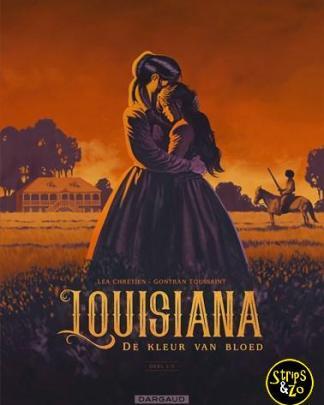 Louisiana De kleur van het bloed 1