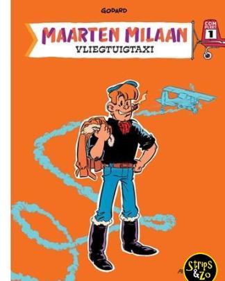 Maarten Milaan - Integraal 1 - Vliegtuigtaxi