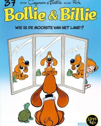 Bollie en Billie 37 – Wie is de mooiste van het land
