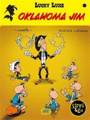 lucky luke 69 Oklahoma Jim