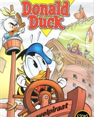 Donald Duck - Dubbelpocket 64- De nevelpiraat