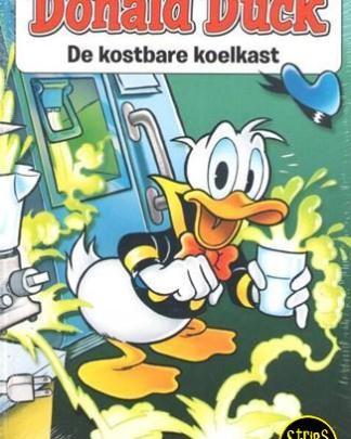 Donald Duck - Pocket 3e reeks 272 - De kostbare koelkast