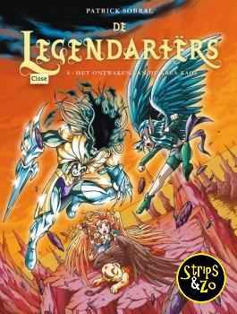 Legendariërs, De 4 - Het ontwaken van de Krea-Kaos