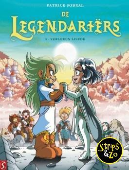 Legendariërs, De 5 - Verloren liefde