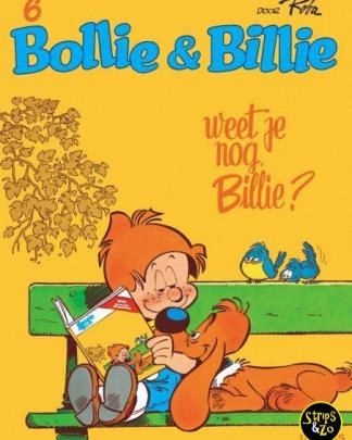 BOLLIE EN BILLIE 6 Weet je nog Billie