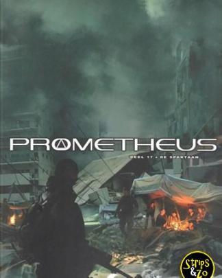 Prometheus 17 de spartaan