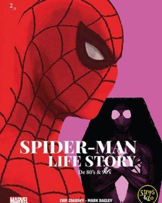 Spider Man Life Story 2 De 80s 90s
