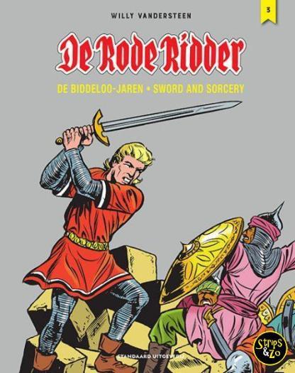 De Rode Ridder De Biddeloo Jaren integraal 3